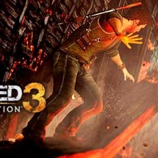 اولین تریلر از گیم پلی بازی Uncharted 3