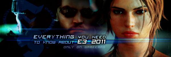 همه چیز درباره E3 2011