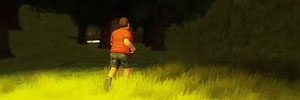 کامی در جنگل