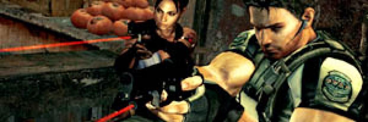 آموزش آنلاین بازی کردن Resident Evil 5