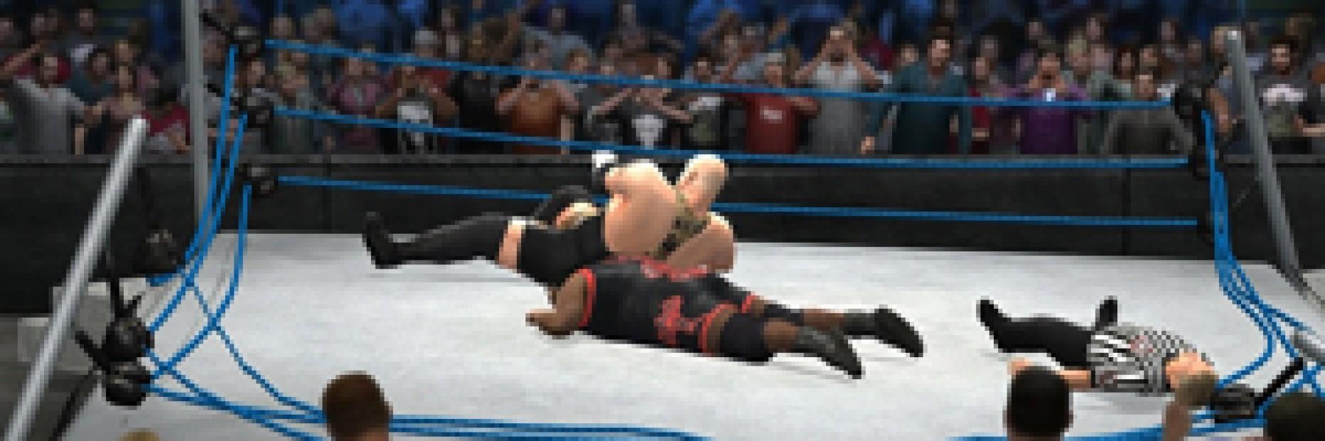 تریلر اولیه از بازی WWE13