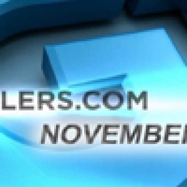 بازی های ماه نوامبر