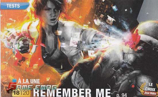 .Remember Me