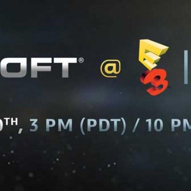 E3 2013 Ubisoft Press Confrence