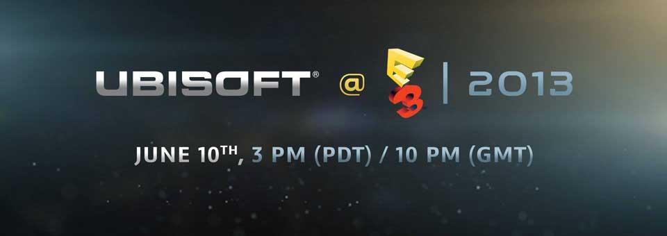 GameemaG - E3 2013 Ubisoft Press Confrence