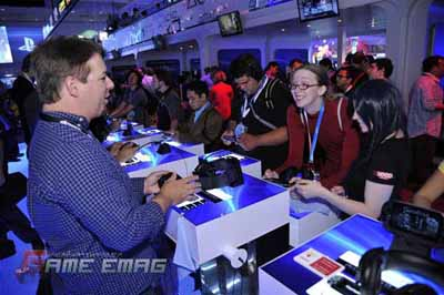 GameemaG - E3 3