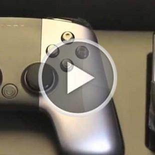 ویدیویی از Unboxing و منوها و بازی های لانچ کنسول OUYA