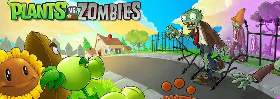 Plants vs Zombies 2 یا Garden Warfare