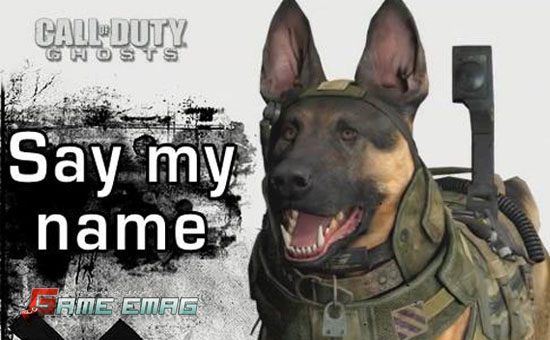 gameemag-say the name of the dog