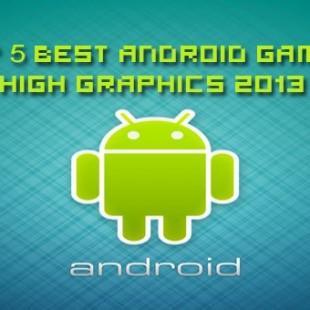 ویدیو های ارسالی کاربران | 5 بازی گرافیکی برتر سال 2013