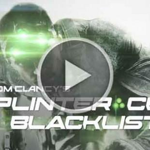 تریلری از گیم پلی بازی Splinter Cell : Black List