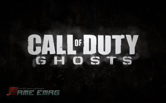 cod ghost