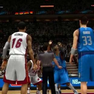 تریلری از گیمپلی بازی NBA 2K14
