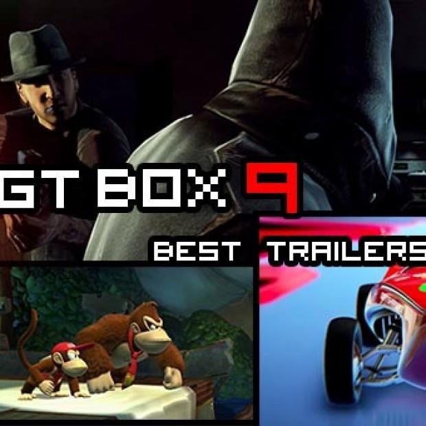 GT BOX NINE