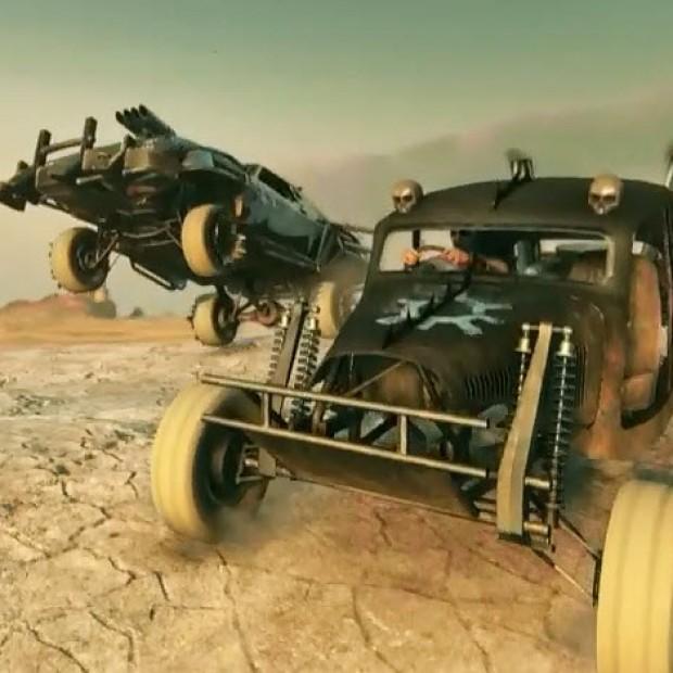 تریلری از بازی Mad Max
