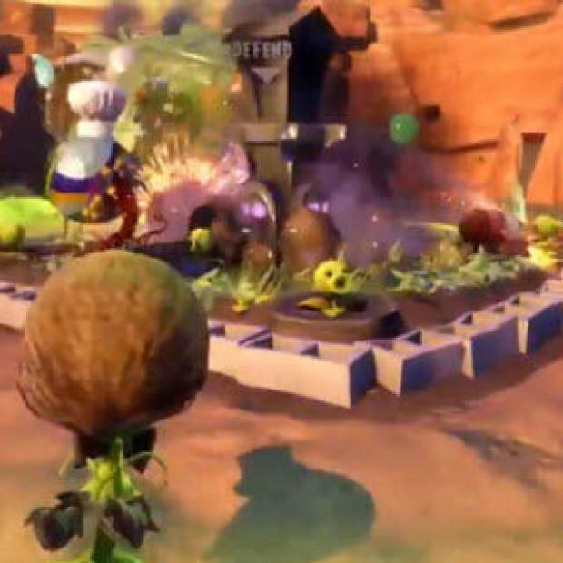تریلر PC برای بازی Plants vs Zombies Garden Warfare