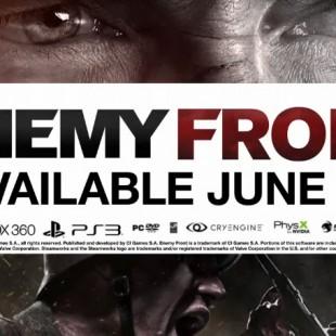 لانچ تریلر بازی Enemy Front