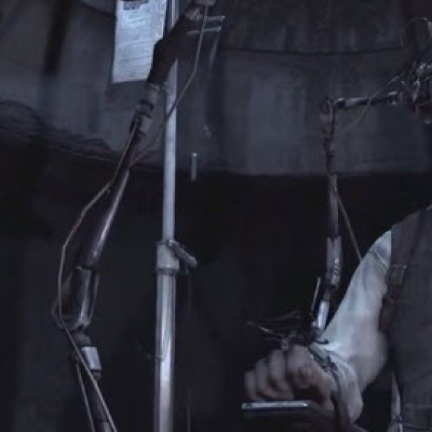 The Evil Within Extended Gameplay Demo   E3 2014