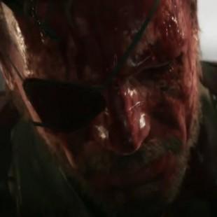 Metal Gear Solid V: The Phantom Pain   E3 2014