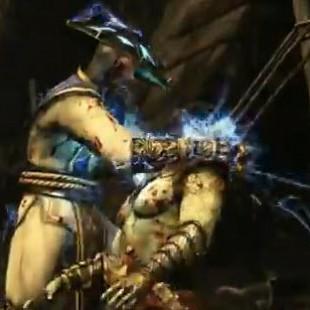 تریلر Mortal Kombat X | معرفی Raiden