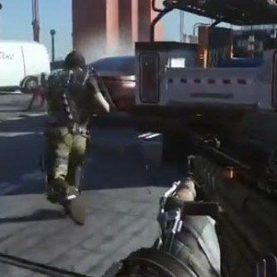 تریلر بازی Call Of Duty: Advanced Warfare   تریلر گیم پلی داستانی GamesCom 2014
