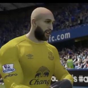 تریلر بازی FIFA 15 | تریلر Goalkeeper Reactions GamesCom 2014