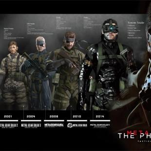 تریلر بازی Metal Gear Solid V: Phantom Pain | تریلر گیمپلی TGS2014