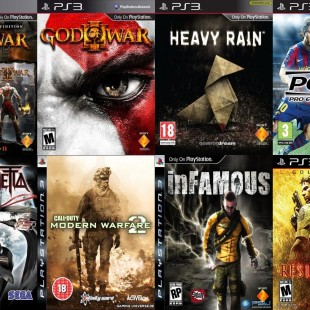 25 بازی برتر PS3 از نگاه I.G.N