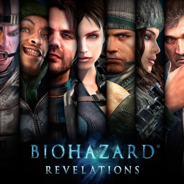 تریلر بازی Resident Evil: Revelation 2 | تریلر Concept Teaser
