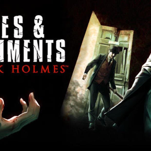 تریلر بازی Sherlock Holmes: Crimes & Punishment | تریلر گیم پلی