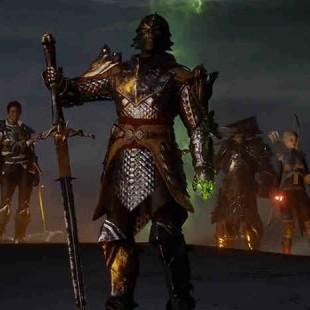 تریلر بازی Dragon Age: Inquisition | تریلر The Hero of Thedas