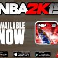 تریلر بازی NBA2K15 Mobile | تریلر لانچ