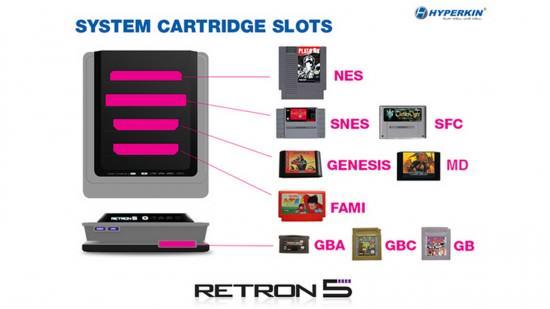 retron5 games cart