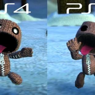 مقایسه گرافیکی Little Big Planet 3 روی PS3 و PS4