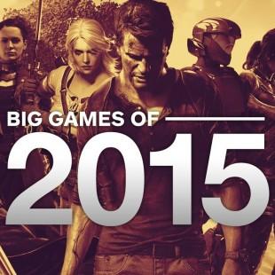 43Big Games of 2015
