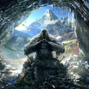 تریلر Far Cry 4 – Valley of the Yetis