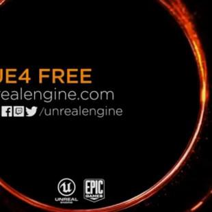 Unreal Engine 4 رایگان شد!!!