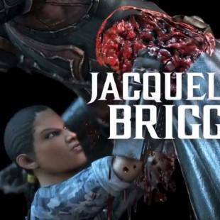 Mortal Kombat X تریلر معرفی خانواده Briggs