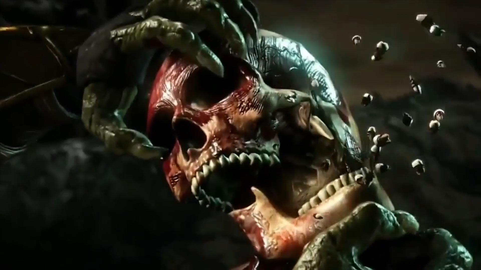 X-Rayها در Mortal Kombat X