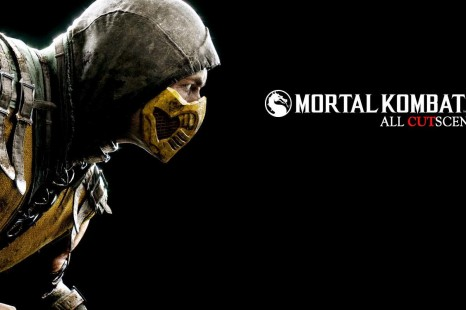 Mortal Kombat X Full Movie All Cutscenes