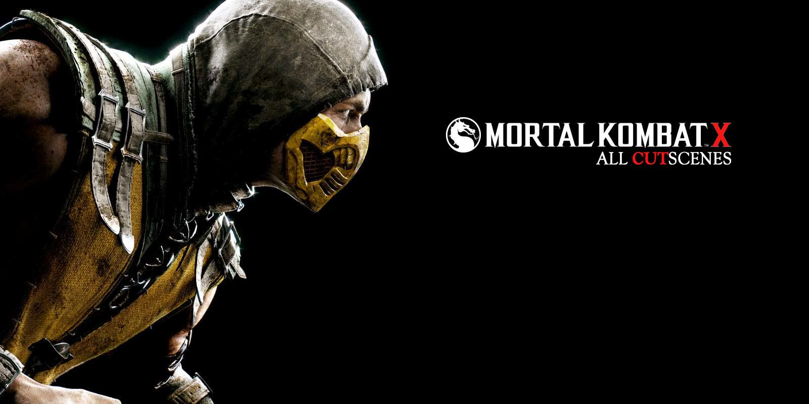 Mortal Kombat X Full Movie