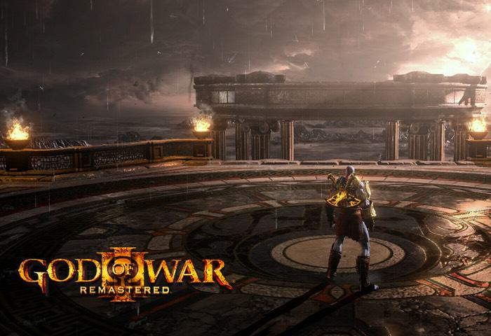 گیم‌پلی God Of War 3: Remastered