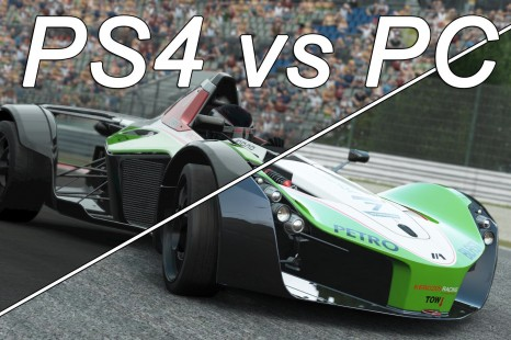 ویدئوی Project Cars Gameplay Comparison