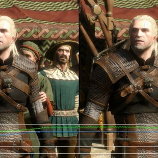 مقایسه ی گرافیکی The Witcher 3: Wild Hunt در Xbox One و PlayStation 4