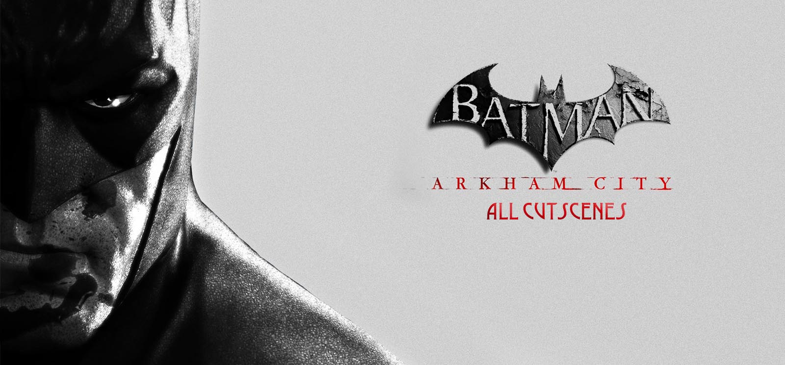 Batman: Arkham City Full Movie