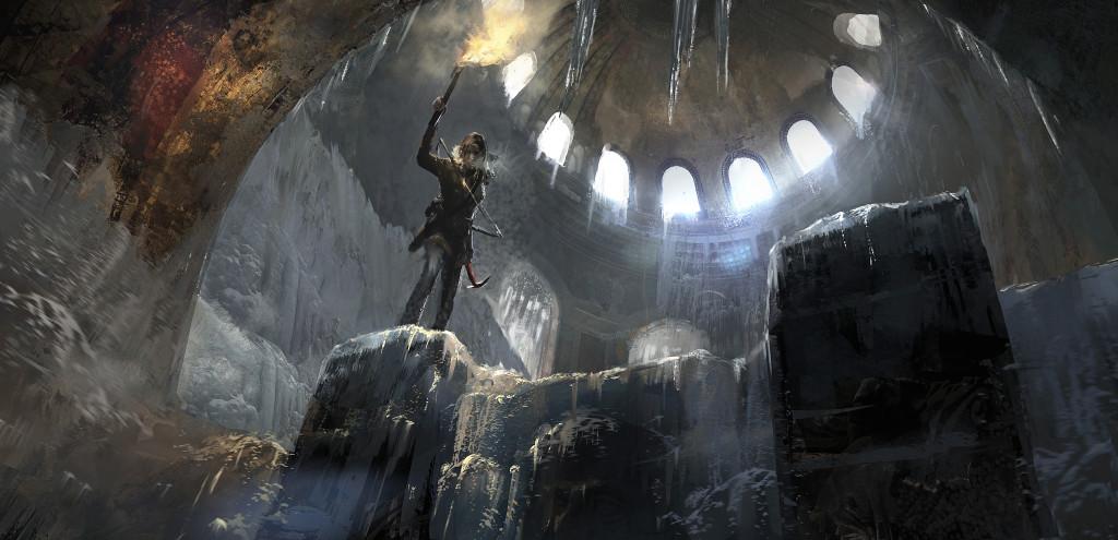 تیزر سینماتیک بازی Rise Of Tomb Raider