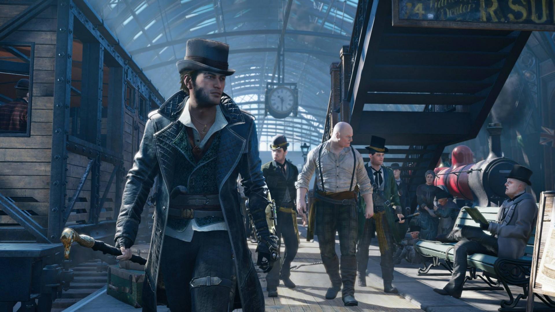 تریلر سینماتیک Assassin's Creed Syndicate در E3 2015