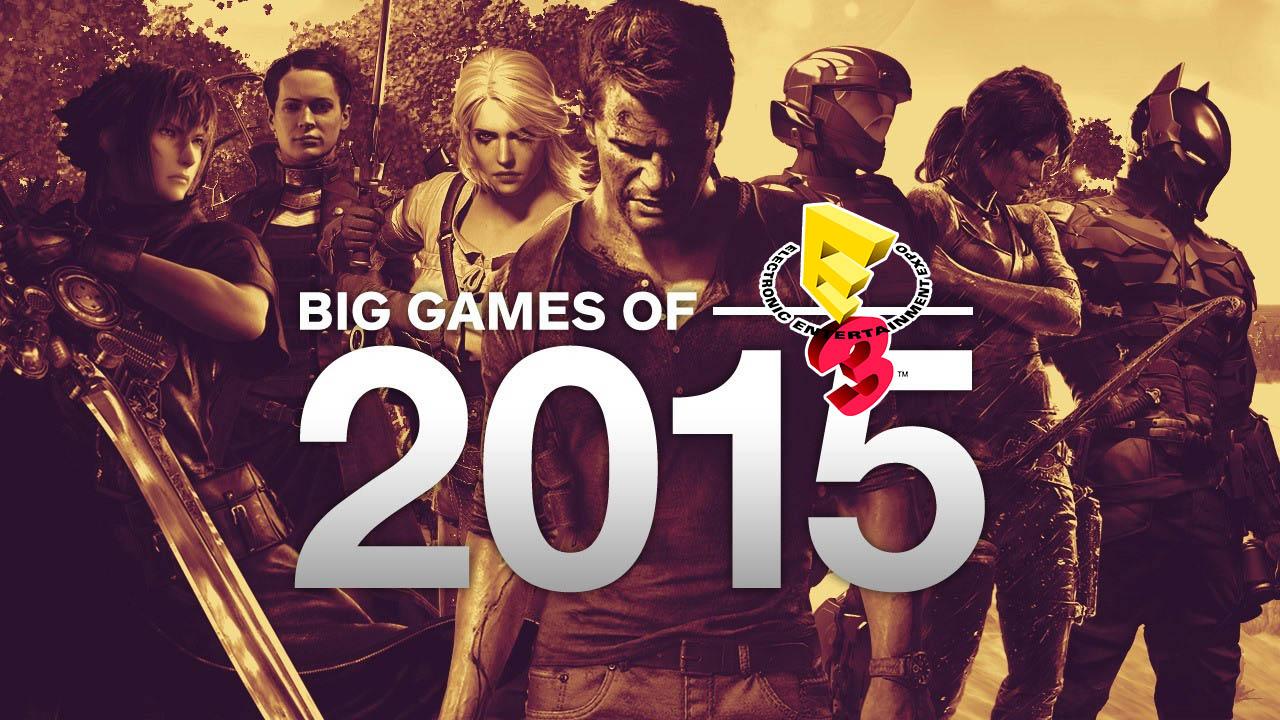 مهم و دیدنی E3 2015