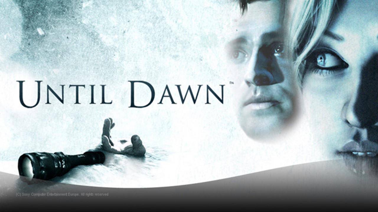 تریلر رسمی Until Dawn در E3 2015