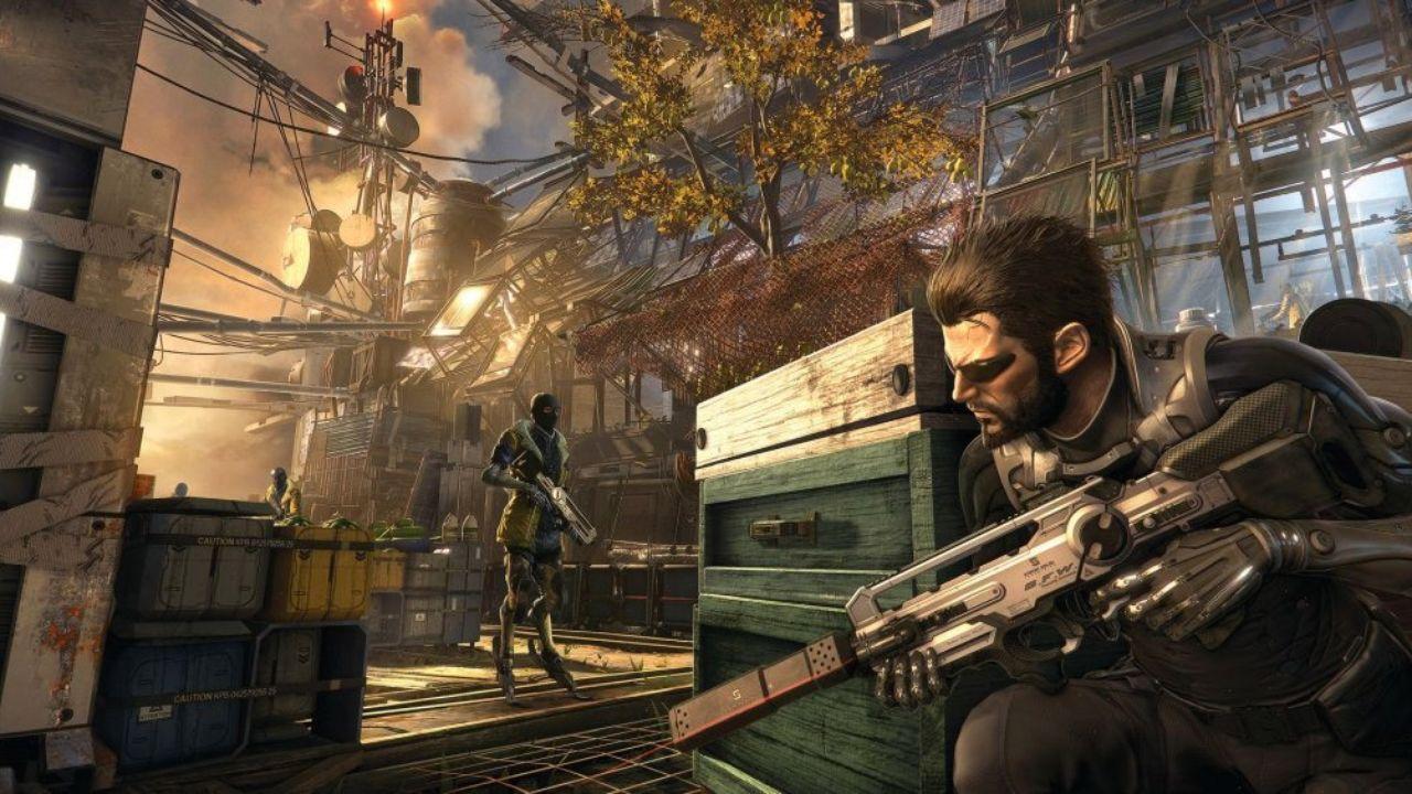 گیم پلی Deus Ex Minkind Divided